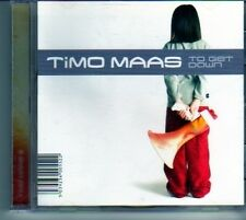 (DM567) Timo Maas, To Get Down - 2001 CD