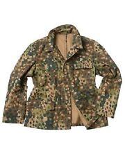Armas Wehrmacht XX campo chaqueta m44 chaqueta German Army coat Jacket erbsentarn talla 56