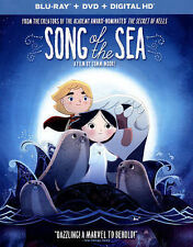 Song of the Sea [Blu-ray + DVD + Digital HD copy]