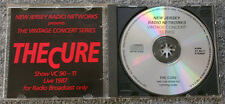 CD The Cure - The Vintage Concert Series The Cure 1987