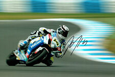 Randy De PUNIET #14 SIGNED Autograph SUZUKI Voltcom 12x8 Photo AFTAL COA