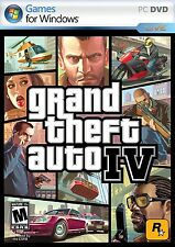 Grand Theft Auto IV (GTA 4) PC