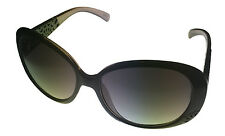Esprit Sunglass Black / Clear  Fashion Wrap, Smoke Gradient Lens 19377 538