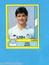 PANINI CALCIATORI 1988/89-Figurina n.179- MURO - LAZIO -Recuperata