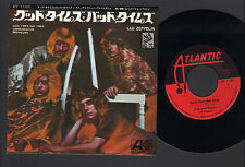 "7"" LED ZEPPELIN GOOD TIMES BAD TIMES / COMMUNICATION BREAKDOWN JAPAN 1969 PAGE"