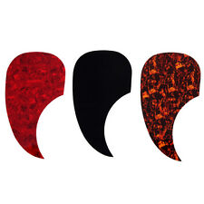 3pcs Acoustic Guitar Pickguard Pick Guard Self-adhesive Scratch Plate Shell Pro