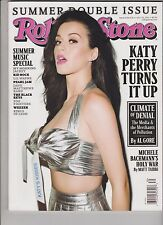 ROLLING STONE MAGAZINE SUMMER DOUBLE ISSUE 1134/1135 JULY'11,KATY PERRY,NO LABEL