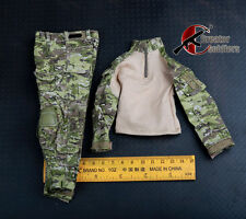 "1/6 Toys Military Camouflage Coat Pant Bjd 12"" Doll SD Figure Accessorie"