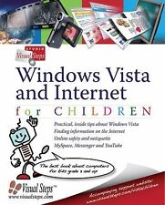Windows Vista and Internet for Children: The Best Book About Computers for Kids