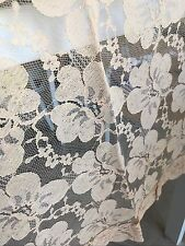 Vintage Colonial Lace Tablecloths, NEW 70 X 108 Oblong/Harbox3,06