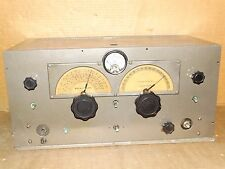 Radio Mfg. Engineers RME-69 Short Wave Ham Radio Receiver Parts/Repair w/manual