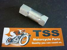97-0975 TRIUMPH TIGER CUB T20 TS20 TR20 FORK STOP NUT