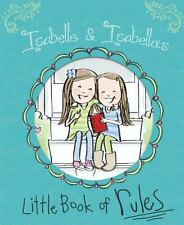 Isabelle & Isabella's Little Book of Rules-ExLibrary