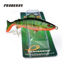 """1PC Mepps Fishing Lure Proberos Lures 5""""/17.36g fishing tackle 2# hook bass bait"""