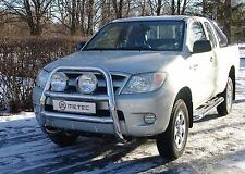 SHIELD BUFFALO TOYOTA HILUX 06-16 NONHOMOLOGUE STAINLESS STEEL DIA 60mn,