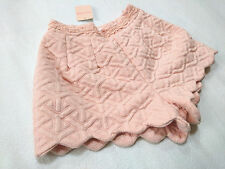 LIZ LISA Fluffy quilting Scallop hem Spring/Summer pink Hime shorts Japan SizeM
