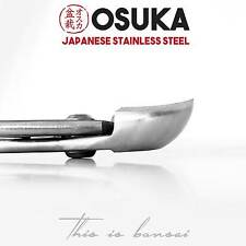 OSUKA Spherical Bonsai Concave Branch Cutters 205mm - Japanese Stainless Steel
