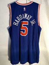 Adidas Swingman 2015-16 NBA Jersey Knicks Hardaway JR. Blue sz XL