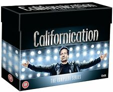 CALIFORNICATION Complete Season Series 1 2 3 4 5 6 & 7 1-7 Boxset NEW DVD R4