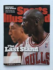 Sports Illustrated Michael Jordan Bulls June 8, 1998 no mailing label
