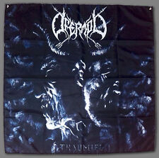 Ofermod - Thaumiel, Stoff Flagge, cloth flag 100 x 100 cm, limited to 66 copies!