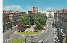 BF29352 piazza statuo   torino  italy  front/back image