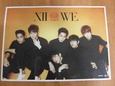 SHINHWA - We (Limited Edition) [OFFICIAL] POSTER K-POP *NEW*