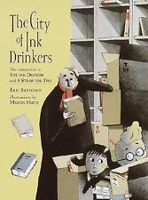 The City of Ink Drinkers by Eric Sanvoisin