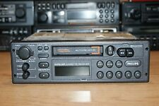 Philips 842 Vintage 90s Cassette Car Radio MP3 Rover 800 Sterling Austin Jaguar