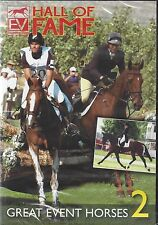 NEW SEALED DVD HALL OF FAME GREAT EVENT HORSES 2 Horse Trials