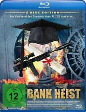 BANK HEIST  [Blu-ray] 2 Disc-Edition *NEU OPV*