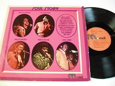 Various: Soul Story 2 LP - German - SEE LIST