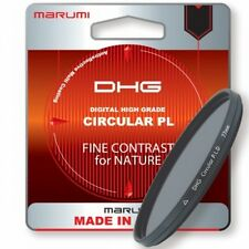 Marumi 62mm DHG Circular Polarizing Filter - DHG62CIR