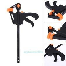 """4"""" F woodworking Clamp Clip Quick Grip Heavy Duty Wood Carpenter Tool Clamp NEW"""