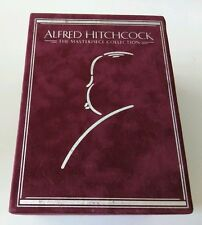 Alfred Hitchcock The Masterpiece Collection  (DVD, 2005, 15-Disc Box Set)