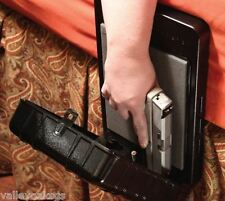 Biometric Bedside Fingerprint Sensor Hand Gun Pistol Storage Safe