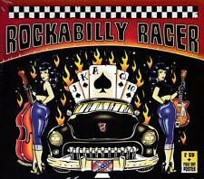 ROCKABILLY RACER - 50 OF THE VERY BEST ROCKABILLY CUTS  (NEW SLEADED 2CD)
