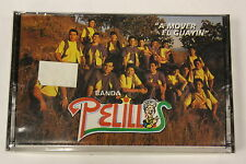 Mover El Guayin by Banda Pelillos (1995) (Audio Cassette Sealed)