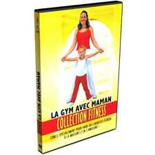 14722 // DVD LA GYM AVEC MAMAN COLLECTION FITNESS neuf