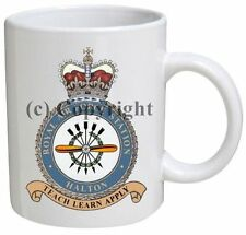 ROYAL AIR FORCE STATION HALTON COFFEE MUG