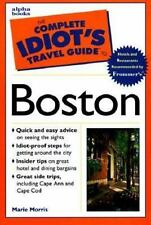 Complete Idiot's Travel Guide to Boston-ExLibrary