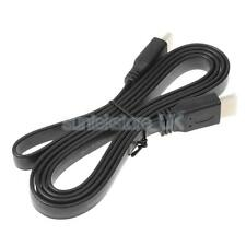 1.5M Flat HDMI to HMDI Video Cable High Speed 1080p 3D HDTV