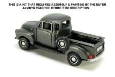 N SCALE: 50's ERA 1/2 TON STEP-SIDE PICKUP TRUCK - SHOWCASE MINIATURES #30