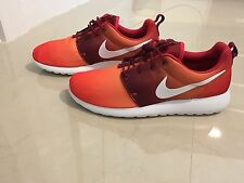Nike Roshe One Print Lightweight Casual Running Sneaker 655206 816 ORANGE 1