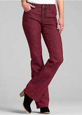 John Baner Damen Stretch Jeans Stretchjeans Hose Bootcut Chinohose Chinos 907222