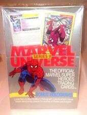 1991 MARVEL UNIVERSE Series II 2 TRADING CARD BOX NEW FACTORY SEALED - Impel