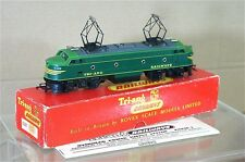 TRIANG HORNBY R257 TC TWO TONE GREEN DOUBLE ENDED ELECTRIC LOCO 7503 MIB aa