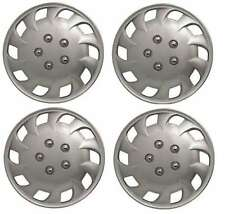 "Wheel Trims Set (4) 15"" CITROEN XSARA PICASSO 00-09 NEW silver"