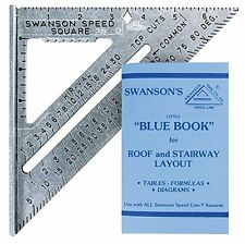 Swanson Tool S0101 7-inch Speed Square
