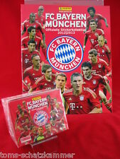 Panini bayern munich 2012/2013 box 50 bolsas + barra álbum = sticker + Album 12/13